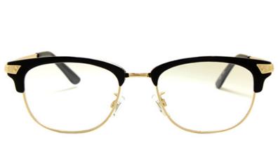 サーモントタイプのサングラス