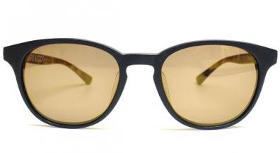 ボストンタイプのサングラス