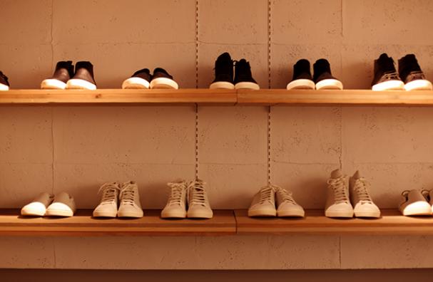 色々な靴の種類