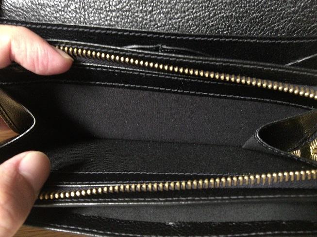 大きなコインポケット