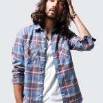 チェックシャツはメンズコーデのワンポイント!間違いない選び方