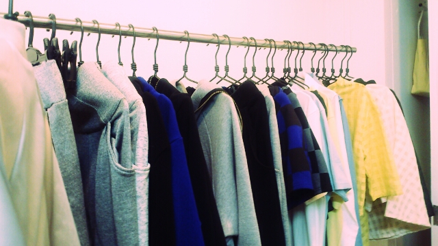 色々な洋服