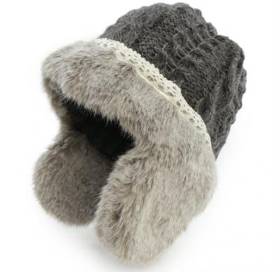 シベリアンニット帽