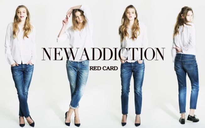 RED CARDホームページ女性