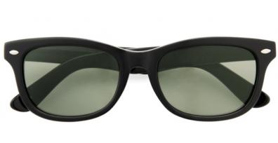 ウェリントンタイプのサングラス