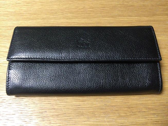 イルビソンテ自由が丘店で購入した長財布